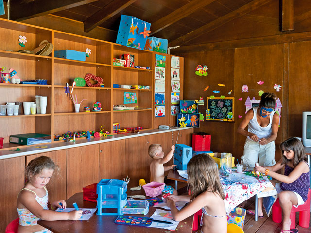 Cavo Spada Luxury Resort & Spa: Kids Club