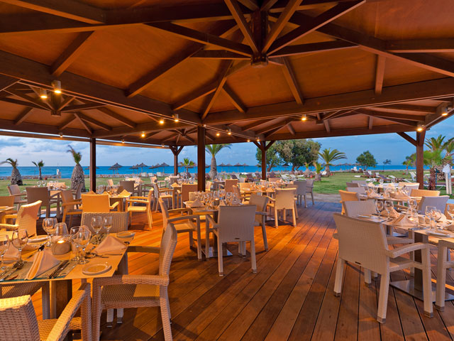 Cavo Spada Luxury Resort & Spa: Restaurant