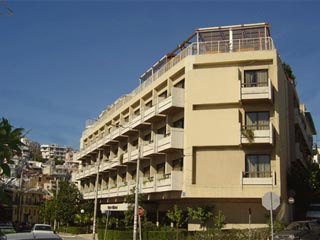 Mistral Hotel - Exterior View