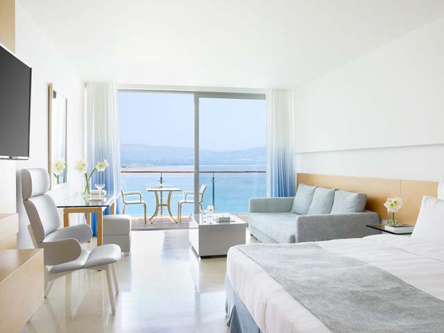 Lindos Blu Hotel Adults Only: