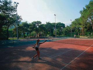 Otium Hotel Art: Tennis Court