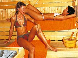 Otium Hotel Art: Sauna