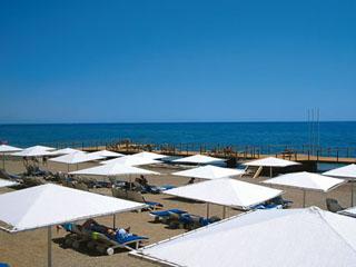 Otium Hotel Art: Beach