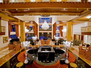 Grand Serai Hotel: Interior View