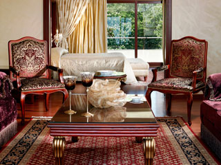 Grand Serai Hotel: Presidential