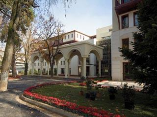 Grand Serai Hotel: Exterior View