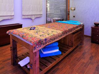 Grand Serai Hotel: Spa