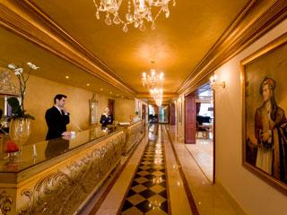 Grand Serai Hotel: Reception
