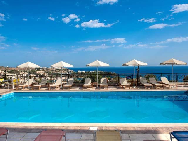 Irida Hotel and Apartments: