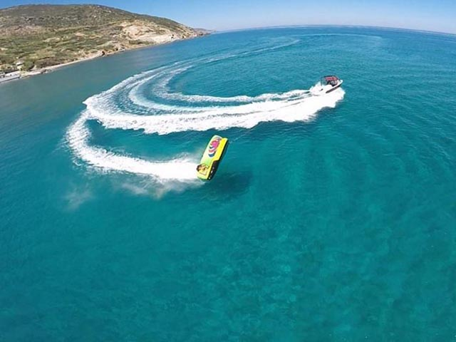 Fodele Beach Water Park Holiday resort: