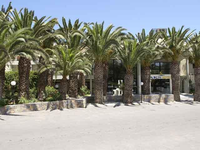 Iti AKS Minoa Palace: