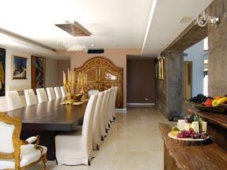 Casa Dell' Arte: Dining Room