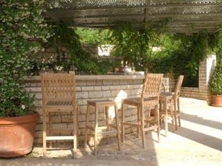 Corfu Villas ( Villa Sylva): Bar