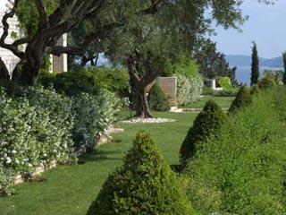 Corfu Villas ( Villa Sylva): Garden View