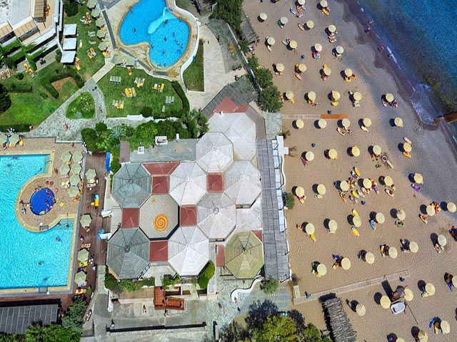 Special Offer for Apollonia Beach Resort and Spa - Special Offer 7=5 Free Night !! 19.10.19 - 31.10.19  !!!
