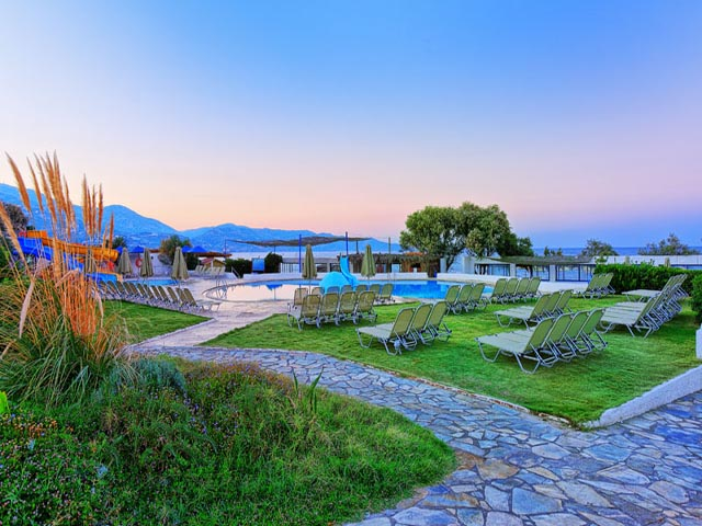 Apollonia Beach Resort and Spa: