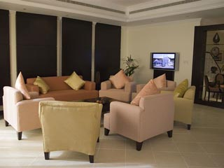 Coral Boutique Villas: Hall
