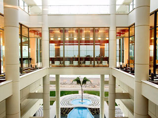 Elysium Resort & Spa: Atrium View