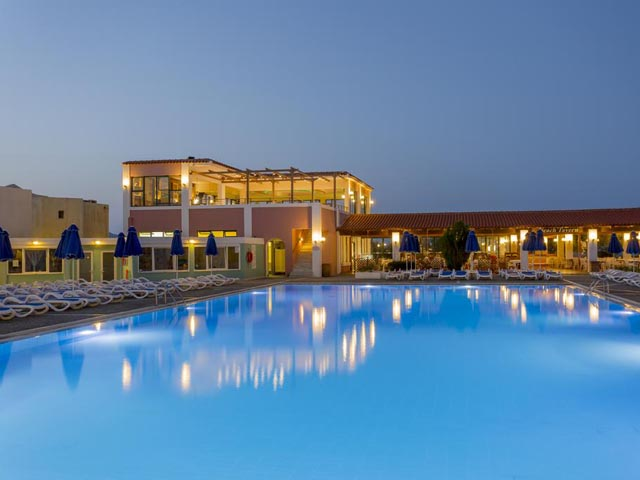 Dessole Dolphin Bay Holiday Resort: