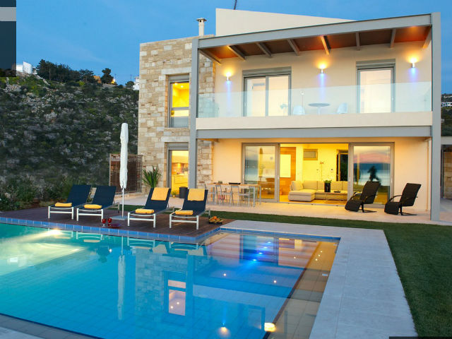Amazing SK Place Crete Luxury Villas: