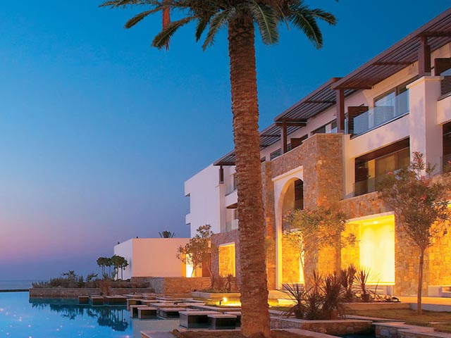 Amirandes Exclusive Resort: