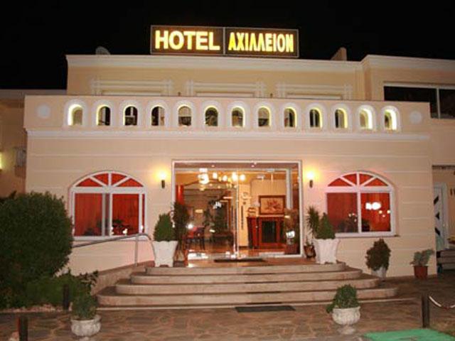 Achillion Palace Hotel - Exterior View
