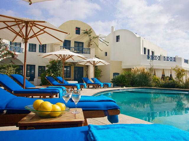 Tamarix Del Mar Suites: Exterior View