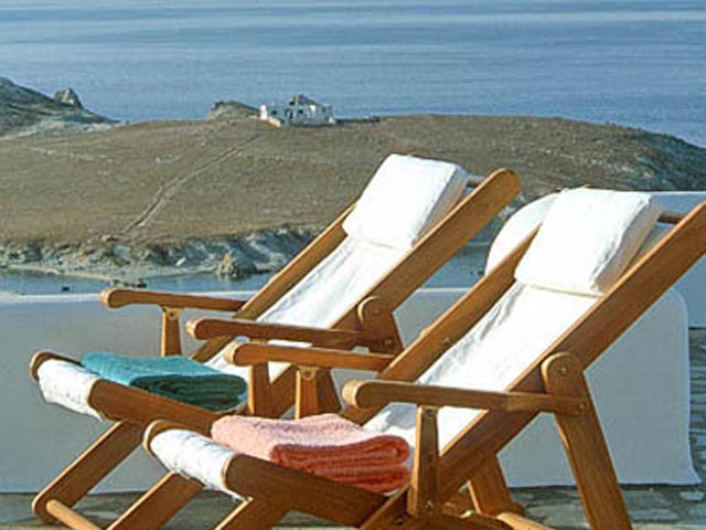225 MYKONOS Private Villas: