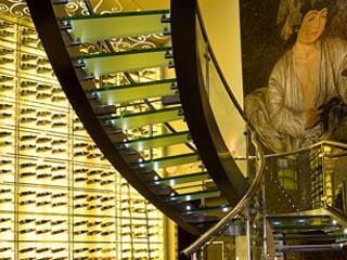 The Westin Dubai Mina Seyahi Beach Resort & Marina: The Westin Dubai oeno - wine bar