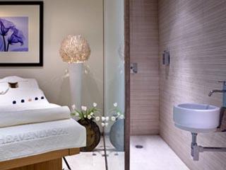 The Westin Dubai Mina Seyahi Beach Resort & Marina: Heavenly Spa Reception