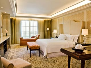The Westin Dubai Mina Seyahi Beach Resort & Marina: Presidential Suite Bedroom