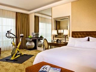 The Westin Dubai Mina Seyahi Beach Resort & Marina: Westin Workout