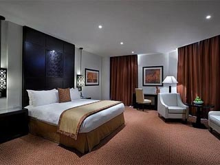 Holiday Inn Dubai - Al Barsha: Studio Suite