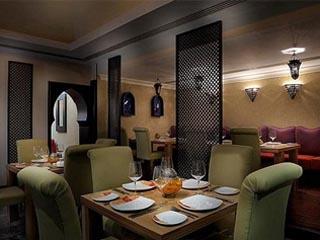 Holiday Inn Dubai - Al Barsha: Xennya, Fine Dining Arabic Restaurant