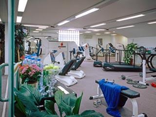 Sheraton Khalidiya Hotel: Health Club