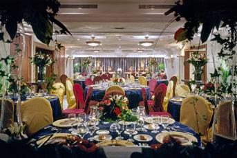 Sheraton Khalidiya Hotel: Al waha - ballroom setup
