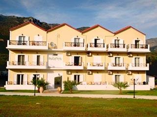 Vyzantio Hotel & Apartments - Exterior View