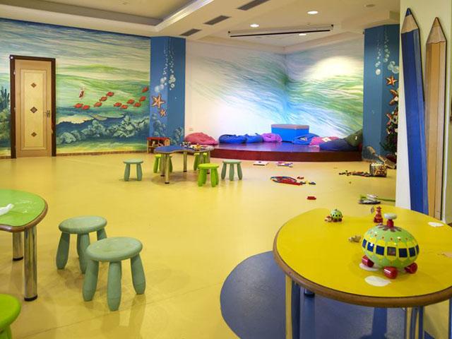 Atlantica Sensatori Resort (Ex Atlantica Caldera Palace): Kids Zone
