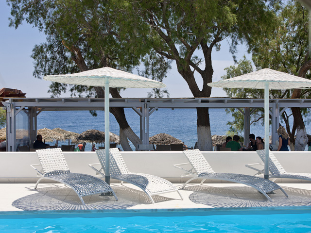 Alesahne Beach Hotel - Swimming Pool