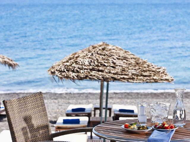 Alesahne Beach Hotel: Beach Restaurant