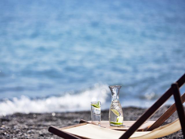Alesahne Beach Hotel: Beach