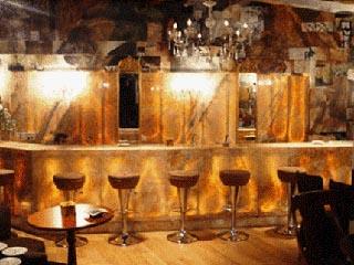 Leventis Art Suites: Bar