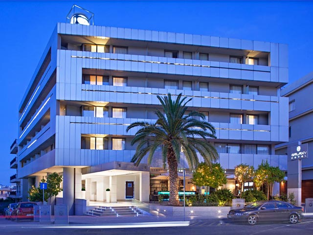 Special Offer for Galaxy Hotel Herakleio - Special Offer 7=6 Free Night !!