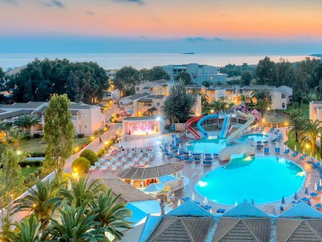 Labrabda Sandy Beach Resort Corfu