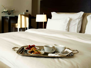Ajia Hotel: Room