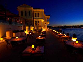 Ajia Hotel: Restaurant