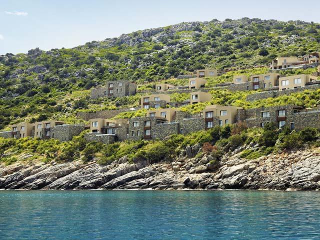 Daios Cove Luxury Resort and Villas: