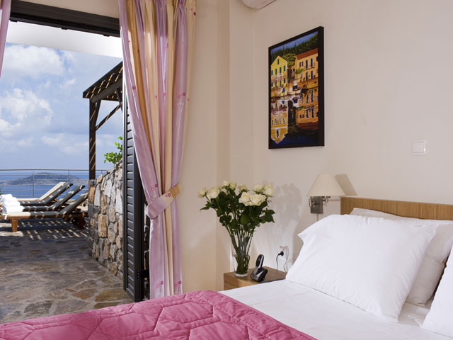 Elounda Solfez Villas: Bedroom