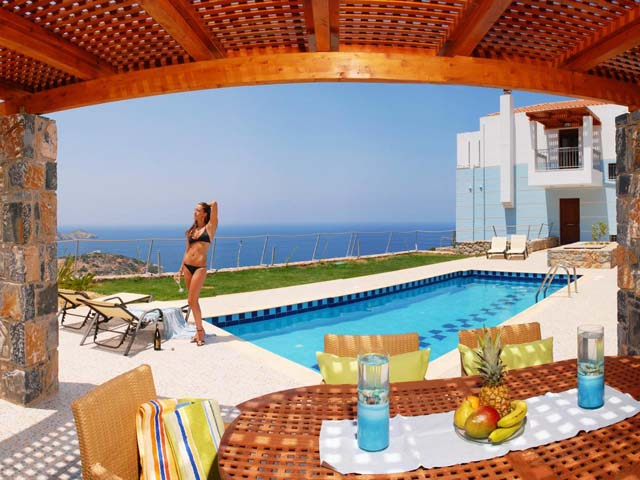 Special Offer for Okeanides Luxury Villas - Early Booking  up to 25% Reduction !! LIMITED TIME !!