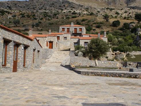 Vrachos Villas - General View